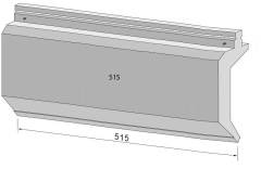 Wila Abkantwerkzeuge Teilung 515mm