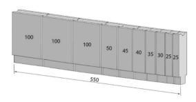 Matrizenteilung Abkantwerkzeuge Trumpf