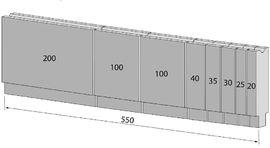 Wila Abkantwerkzeuge 550mm S
